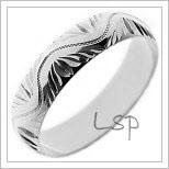 Snubní prsteny LSP P5R4B
