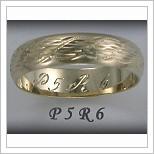 Snubní prsteny LSP P5R6