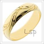 Snubní prsteny LSP P5R9