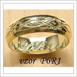 Snubní prsteny LSP P6R1