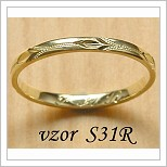 Snubní prsteny LSP S31R