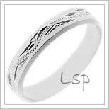 Snubní prsteny LSP S40RB