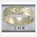 Snubní prsteny LSP S44R