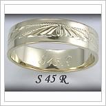Snubní prsteny LSP S45R