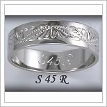 Snubní prsteny LSP S45RB