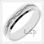 Snubní prsteny LSP S46RB