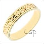 Snubní prsteny LSP S48R