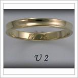 Snubní prsteny LSP U2