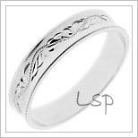 Snubní prsteny LSP U4R1B